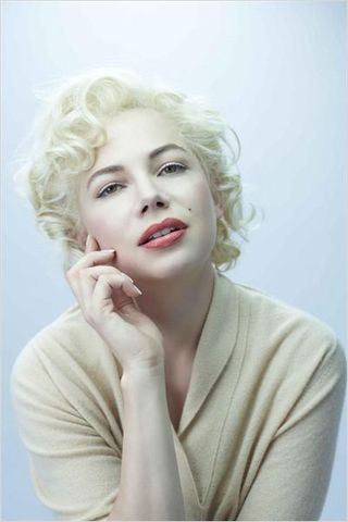 Michelle Williams (My week with Marylin)